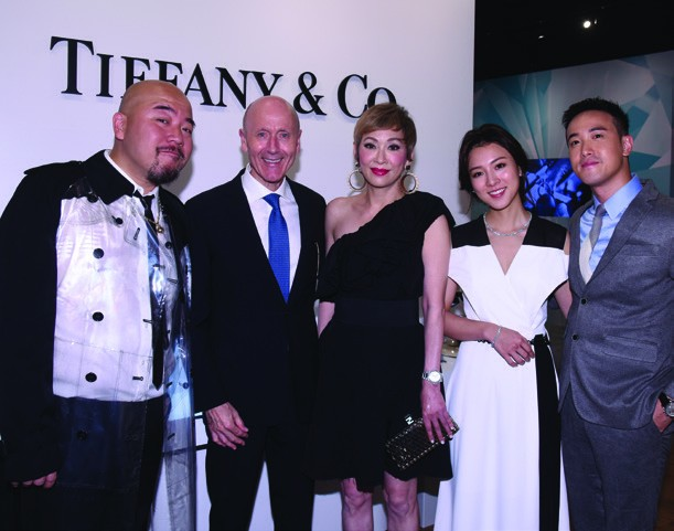 2. Wyman Wong, Melvyn Kirtley, Candice Venus Wong and Derek Tsang
