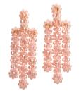Resin beaded earrings (price unavailable), Kate Spade.