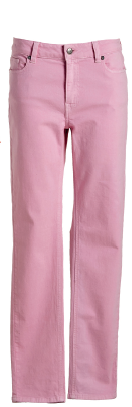 Denim jeans, $250, Bimba Y Lola.
