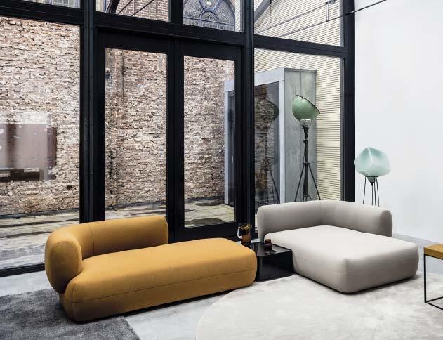 Arp sofa for Linteloo