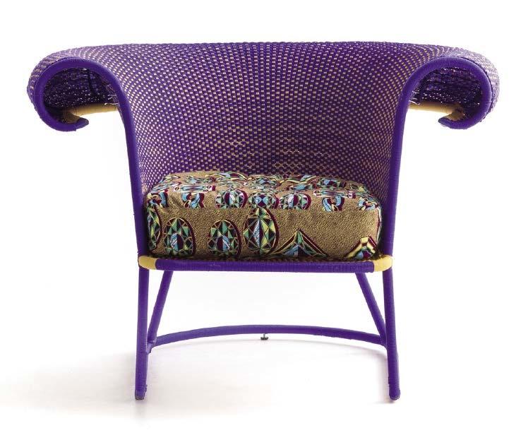 Moroso Seku lounge chair