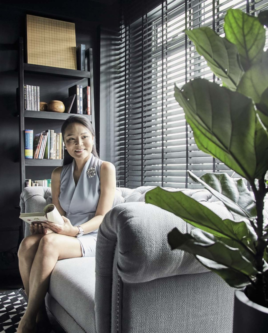 For Celine, who