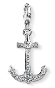 Anchor pendant, $129.