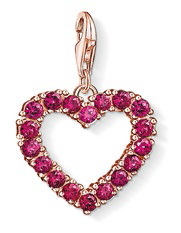Red Heart pendant, $179.