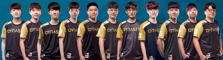 Team Seoul Dynasty