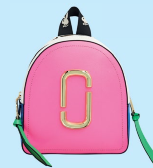 Hot Shot calf leather backpack, $690, Marc Jacobs.