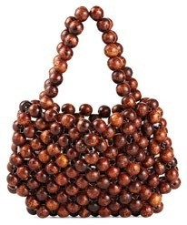 Wooden beaded, $79.90, Mango.