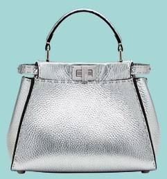 Mini Selleria in leather, $5,690.