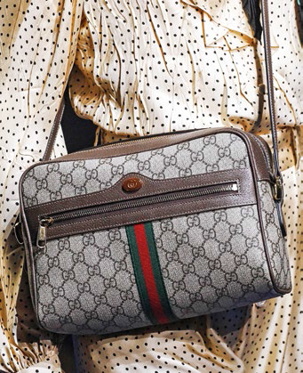 Ophidia in S, $2,180, Gucci.