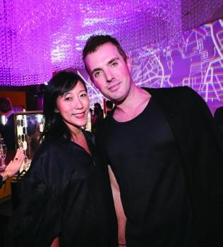 6. Denise Ho and Nick Troedson