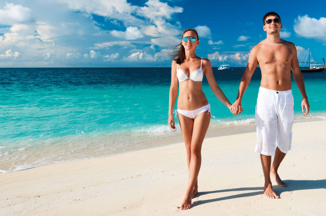 Secrets To A Healthier, Happier Vacation forecast