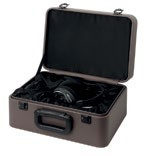 The headphone comes with a