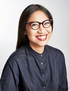 ANNABELLE FERNANDEZ (Sub Editor)