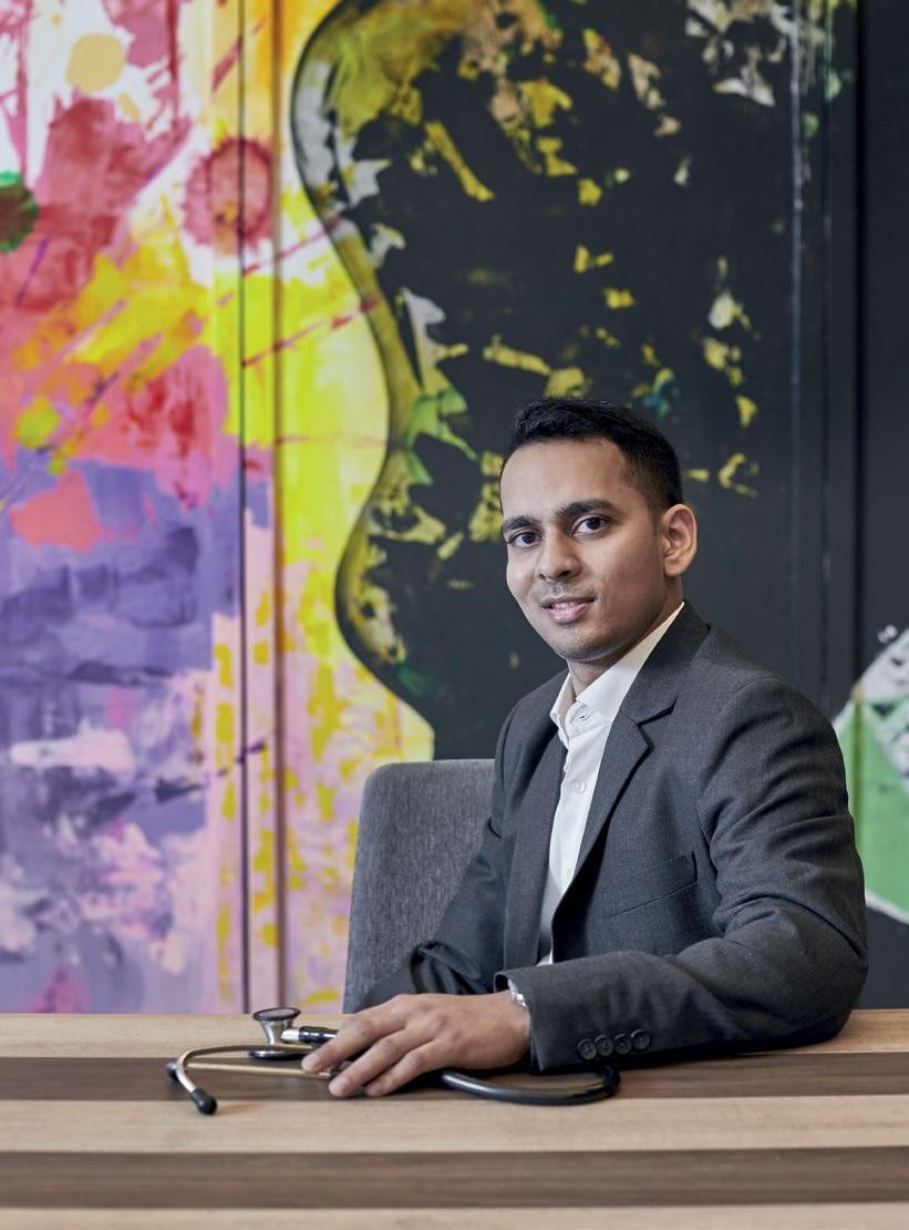 Dr. Shravan Verma, Founder and CEO, Speedoc