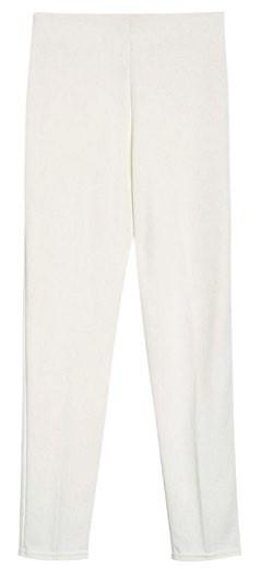 Polyester pants, $56.90, Topshop.