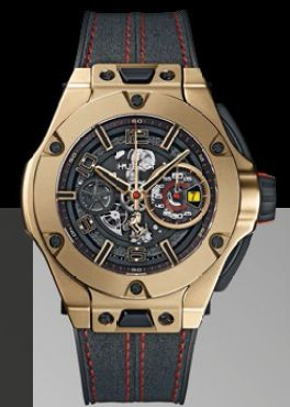 HUBLOT BIG BANG FERRARI MAGIC GOLD $POA
