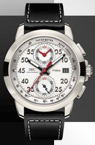 "IWC INGENIEUR CHRONOGRAPH SPORT EDITION ""50TH ANNIVERSARY OF MERCEDES-AMG"" $POA"