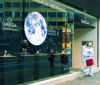 6. Omega Astronaut celebrates another milestone birthday