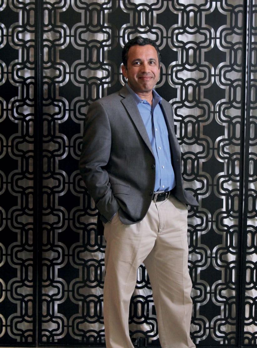 Kowsik Guruswamy, Chief Technology Officer, Menlo Security