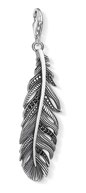 Sterling silver Feather, $179.