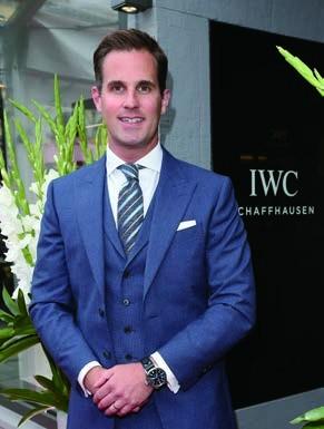5. Christoph Grainger-Herr, CEO, IWC  Schaffhausen
