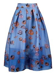 Silk and cotton skirt, $4,460.
