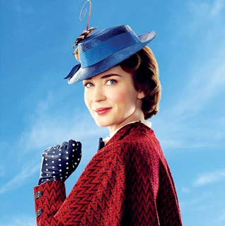 Mary Poppins Returns.