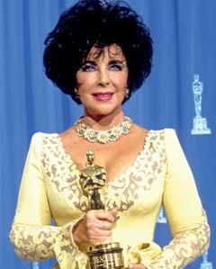 Elizabeth Taylor Jean Hersholt Humanitarian Award, Academy Awards, 1993