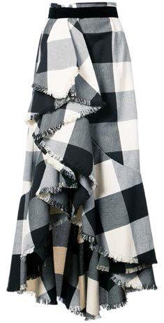 Johanna Ortiz skirt, $3,760, from NET-A-PORTER.