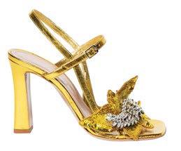 Shoes from Dries Van Noten.