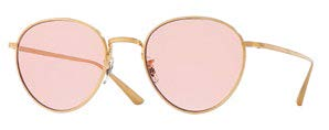 Sunglasses, $673, from Oliver Peoples.