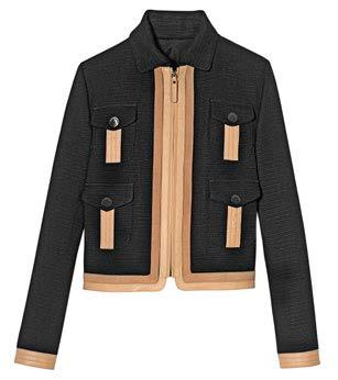 Jacket from Longchamp.