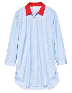 Shirt, $370, from Sandro.