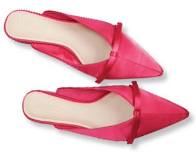 Shoes, $59.90, from Mango.