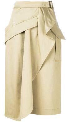 Alberta Ferretti skirt, $1,279, from POIS.