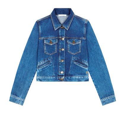Jacket, $370, from Maje.