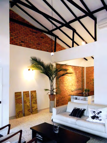 An apartment's good design can also affect its rental price