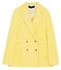 Polyester blend, $139, Zara.