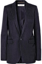 Wool, $3,065, Saint Laurent by Anthony Vaccarello.