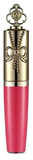1. Creamy Lip Gloss in Strawberry Sherbert, $35