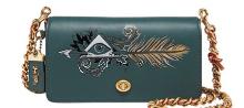 Tattoo Dinky leather bag, $895.