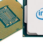 The Core i7-8700K uses the same LGA 1151 socket as the previous generation, but will only work with new Z370 chipset motherboards.