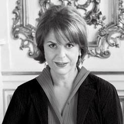 President of L'École Van Cleef & Arpels, Marie Vallanet- Delhom