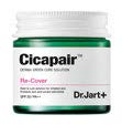 If you need light coverage, the Dr. Jart+ Cicapair Re-Cover SPF 30 PA++, $72 (50 ml), hides blemishes and also helps repair skin damage.