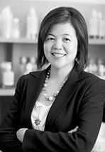 Mei Hui, Managing Director of The Skin Pharmacy