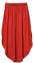 Polyester skirt, $44.95, H&M.