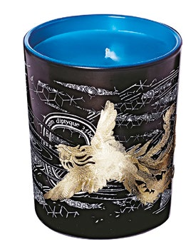 Diptyque Incense Tears Scented Candle, $55 for 70g, $105 for 190g.