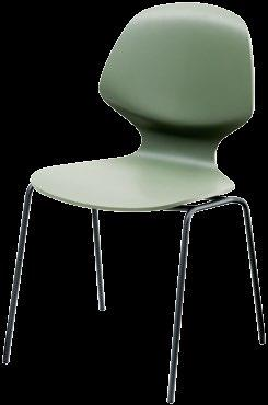 Florence dining chair, $345, from BoConcept.