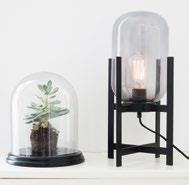 Hubsch oblong table lamp, $258, from Stylodeco.
