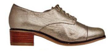 Ziera calf leather oxfords, $345, The ShoeCo.